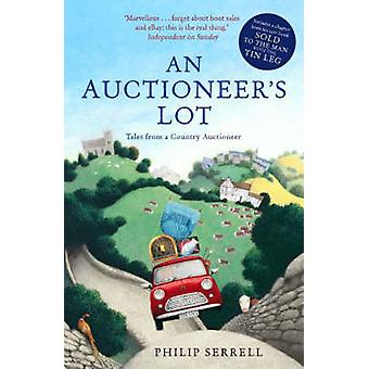 An Auctioneer's Lot by Philip Serrell - 9780340838952 Book