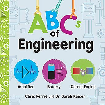 ABCs of Engineering by Chris Ferrie - 9781492671213 Book