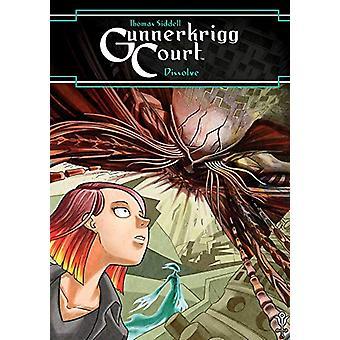 Gunnerkrigg Court Vol. 6 by Tom Siddell - 9781684154869 Book