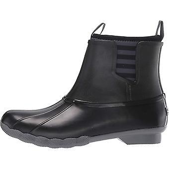 Sperry Women's Schoenen Saltwater Chelsea Rubber Almond Toe Ankle Rainboots