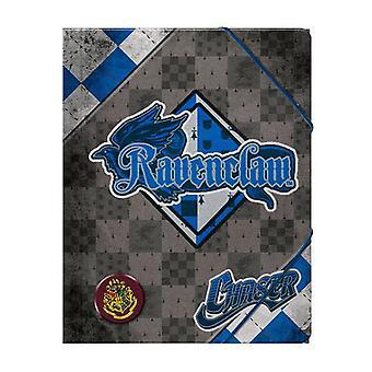 Harry Potter, the A4 folder-Ravenclaw