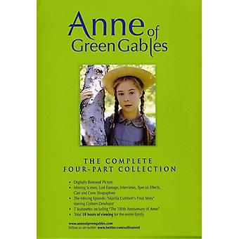 Anne of Green Gables: Complete Collection [DVD] USA import