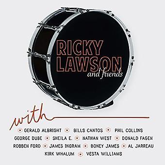 Ricky Lawson - Ricky Lawson & Friends [CD] USA import