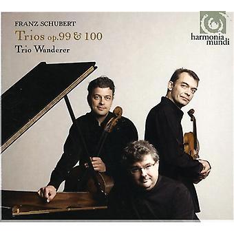 F. Schubert - Schubert: Trios [CD] USA import