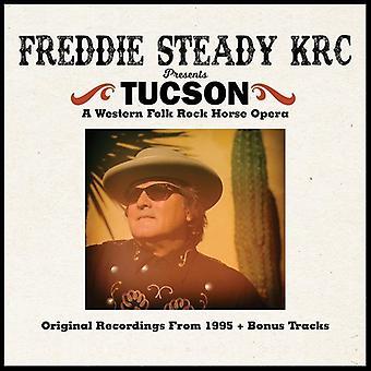 Freddie Steady Krc - Tucson [CD] USA import