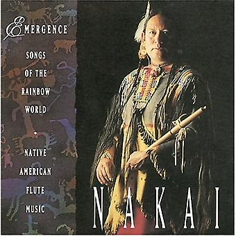 R. Carlos Nakai - Emergence [CD] Usa import