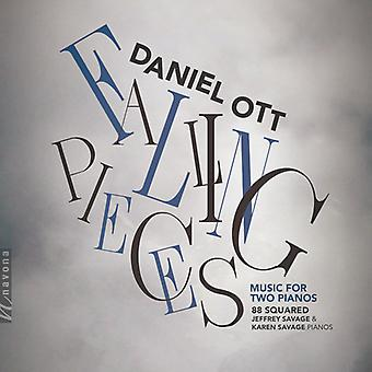 Falling Pieces [CD] USA import