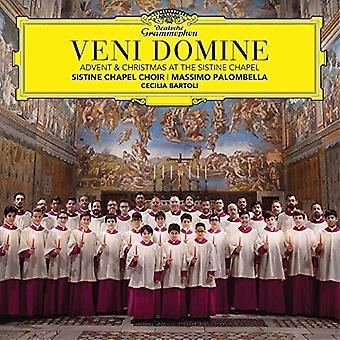 Chœur de la chapelle Sixtine - Veni Domine (avènement & Noël à la chapelle Sixtine) import USA [CD]
