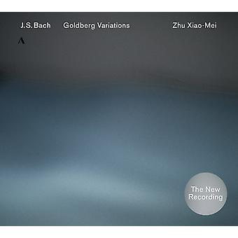 Bach, J.S. / Mie, Zhu Xiao - Bach: Goldbergvariaties [CD] USA import