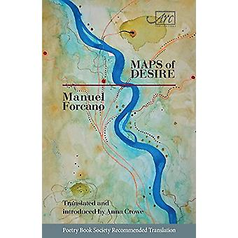 Maps of Desire by Manuel Forcano - 9781911469797 Book