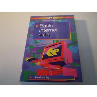 Basic Internet Skills by James Gatenby - 9780859344944 Book