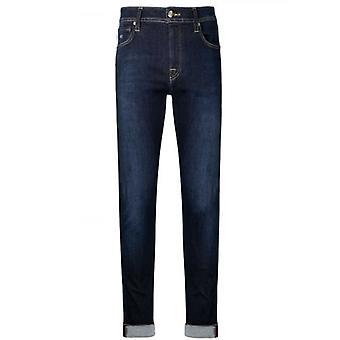 Tramarossa Blue 24.7 Leonardo 6 Mois Slim Jean