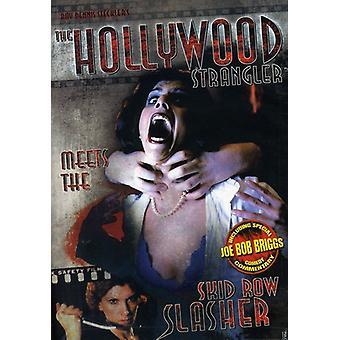 Hollywood Strangler Meets the Skidrow Slasher [DVD] USA import