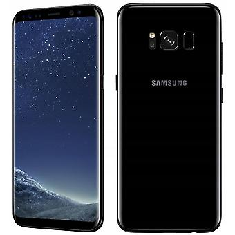 Samsung S8+ 64GB fekete okostelefon egykártyás