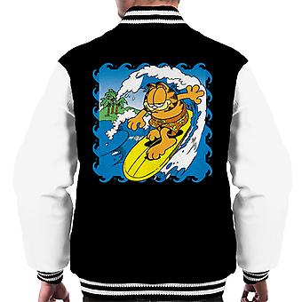 Garfield Surfs Up mannen ' s Varsity Jacket