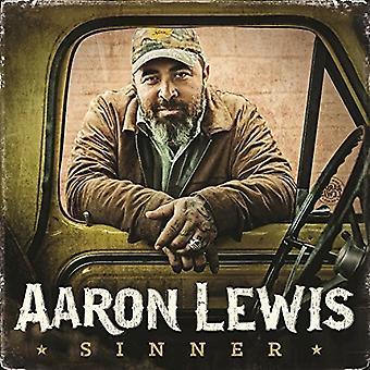Aaron Lewis - Sinner [Vinyl] USA import