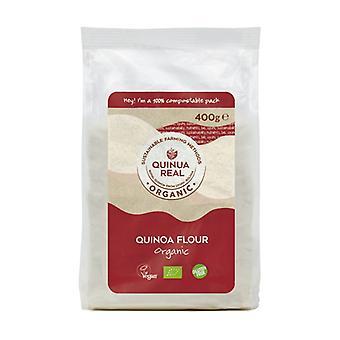 Gluten-free bio real quinoa flour 400 g