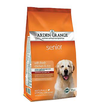 Arden Grange Senior Dog - 12kg