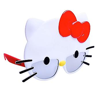 Party Costumes - Sun-Staches - Hello Kitty New sg3161