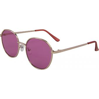 Sunglasses Unisex around Kat. 3 gold/pink (3300-A)