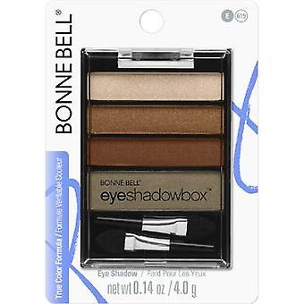 Bonne Bell  Eye Style Shadow Box 619 Malibu Matte 0.14oz