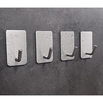 Cârlig de perete din oțel inoxidabil autoadeziv