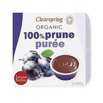 Clearspring - Organic 100% Prune Puree 200g