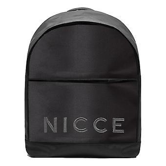 Nicce Osmium Backpack - Black / Coal