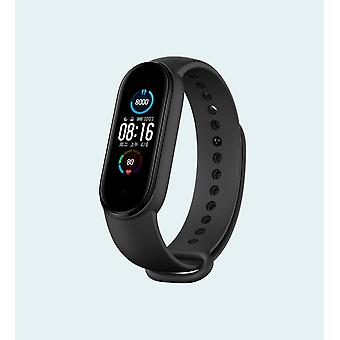 Original Mi Band 5 Bracelet en silicone sangle Xiaomi Mi Band 5