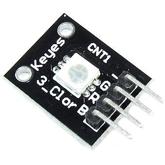 Näppäiminen 5050 RGB LED-moduuli