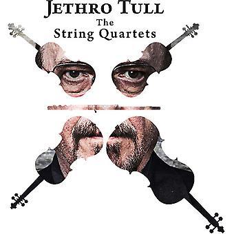 Jethro Tull - Jethro Tull - strygekvartetter [CD] USA importerer