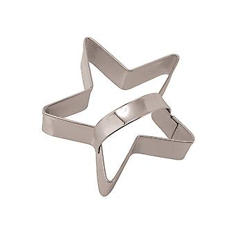 Eddingtons Stainless Steel Star Cookie Cutter & Handle 853124