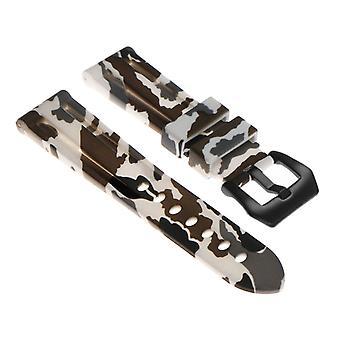 Strapsco camo-silicone-watch-strap-with-matte-black-pre-v-buckle