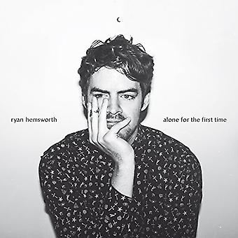 Ryan Hemsworth - Alone for the First Time [CD] USA import