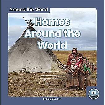 Around the World: Homes Around the World