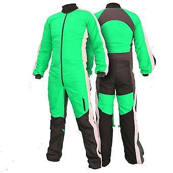 Traje instructor multivelocidad Skydive turquesa is-01