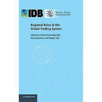 Regionale regels in het mondiale handelsstelsel