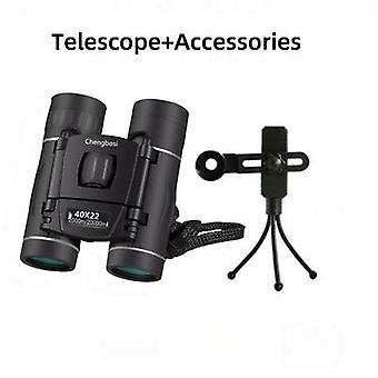 Military Binoculars Professional Hunting Telescope, Zoom Vision No Infrared