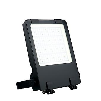 Fan Europe Zeus - Outdoor Schwarz Aluminium LED Flutlicht, Schwarz, IP66, 5000K