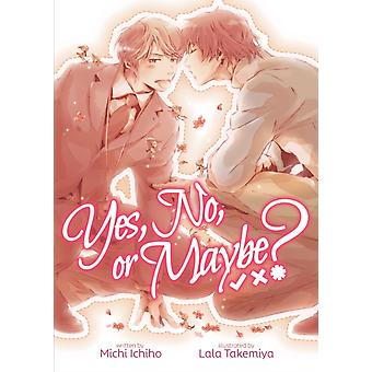 Yes No or Maybe Light Novel by Ichiho & Michi