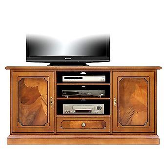 Porta tv con radica 2 ante 1 cassetto