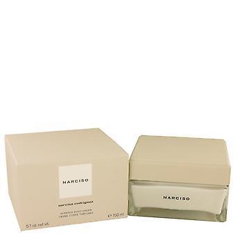 Narciso Body Cream Par Narciso Rodriguez 5 oz Crème pour le Corps