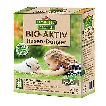 FLORISSA Bio Active Lawn Fertilizer Proto Plus, 5 kg