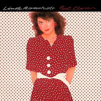Ronstadt,Linda - Get Closer [Vinyl] USA import