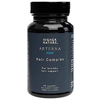 Superior naturaleza Aeterna Hombres Hair Complex Caps 60 (AEMH060)