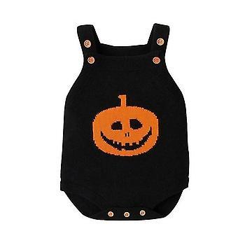 Neugeborenes Baby stricken Kleidung Halloween