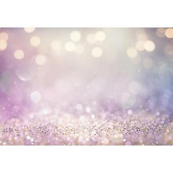 Fantasy Glitter Star Polka, Fødselsdagsfest Photography