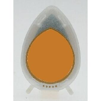Almohadilla de tinta brillante caída de rocío - almohadilla de tinta de óxido de perlas
