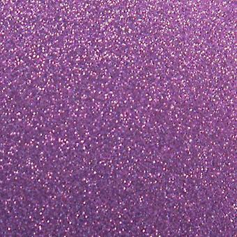 Best Creation - Best Creations Glitter Cardstock 12x12 Purple 15 Sheets