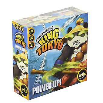 King of Tokyo Power Up Board Game (2017 Version)